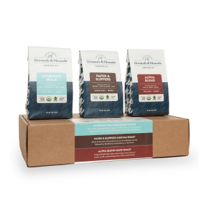 _3 Blend Starter Kit from Grounds & Hounds Coffee Co.
