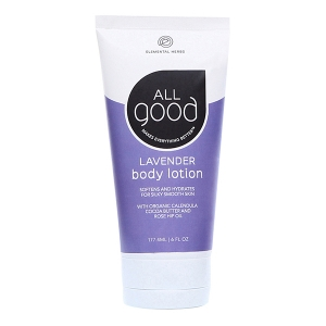 Hydrating Body Lotion from All Good