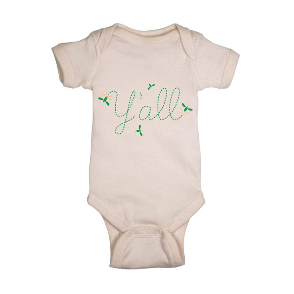 Firefly Baby Onesie from the Home T