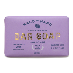 Lavendar Bar Soap from Hand in Hand