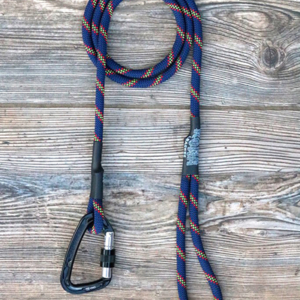 Adventurer Climbing Rope Leash from KONAleashes