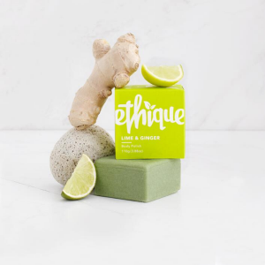 Lime & Ginger Body Polish from Ethique
