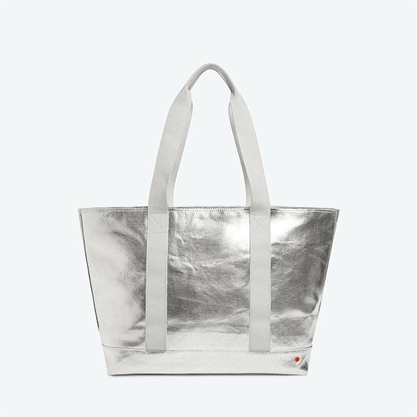 Graham Metallic Tote from State Bag