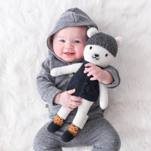 Hudson the Bear from cuddle + kind