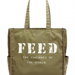 FEED 50 Bag from FEED Project