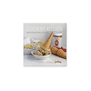 Justin My Kitchen Cookbook from Justin's