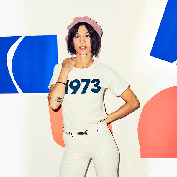 1973 Affirmation Tee from Prinkshop