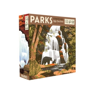 Parks Board Game from Parks Project