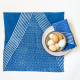 Dolly Napkin from Block Shop Textiles