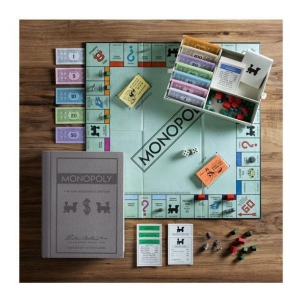 Monopoly Vintage Bookshelf Edition from Out of Print