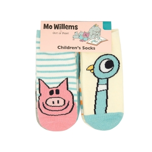 Mo Willems Socks from Out of Print
