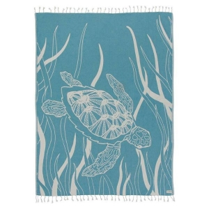 Turtle Seagrass Towel from San Cloud