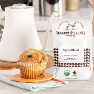 Coffee Club from Ground & Hounds Coffee Co.