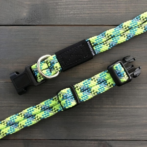 Reflective Dog Collar from Wilderdog