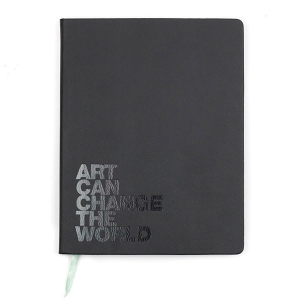Art Can Change The World Sketchbook from Denik