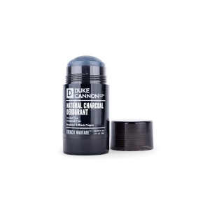 Trench Warfare Natural Charcoal Deodorant from Duke Cannon