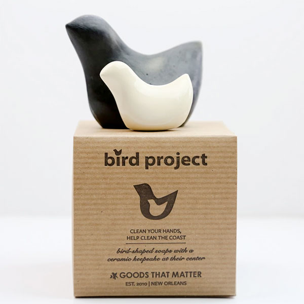 BirdProject Soap that gives back from Good That Matter