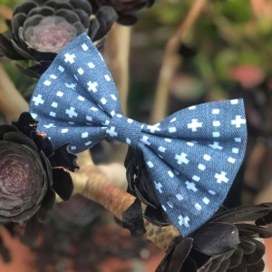 Peace Dog Bow Tie from Imagine Tomorrow