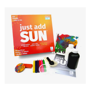 Just Add Sun Science Activity Kit from BoxLunch