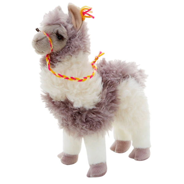 Llama Plush Toy from BoxLunch