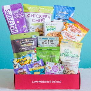 Snack Smart Deluxe Box from Love with Food