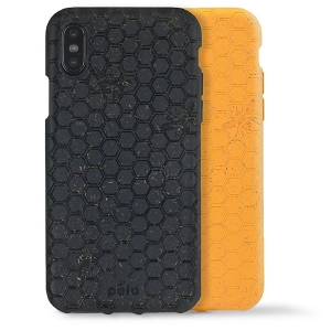 Honey Eco-Friendly iPhone Case from Pela