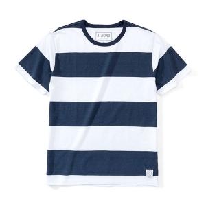 Men's Stripe Tee from Surfrider Foundation