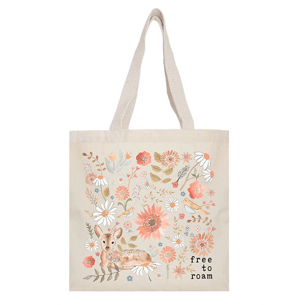 Free To Roam Tote Bag from The Tote Project