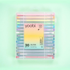 Gel Pen Set 30 Pack from yoobi