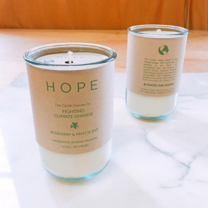 Hope Candle From Goods That Matter