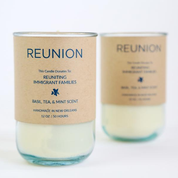 Reunion Candle from Goods That Matter