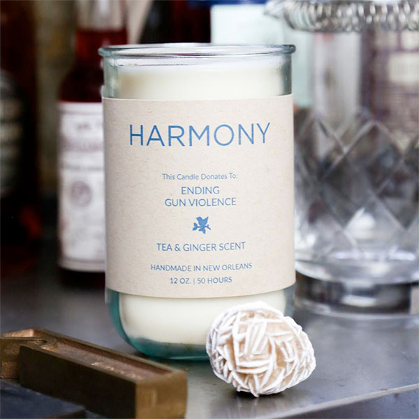 Harmony Candle from Goods That Matter