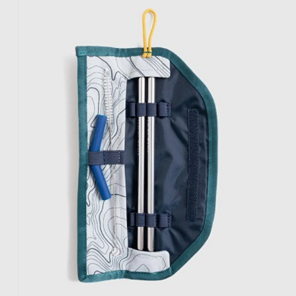 Reusable Straw Kit from United by Blue