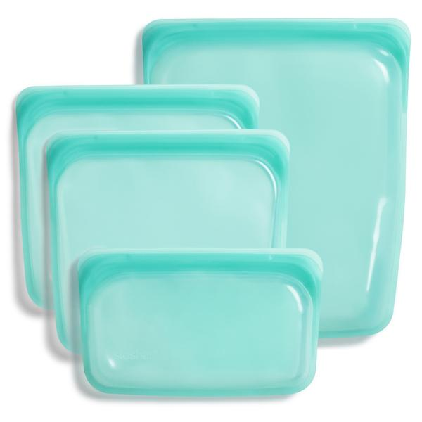 Reusable Silicone Bag Multi Pack from Stasher Bag