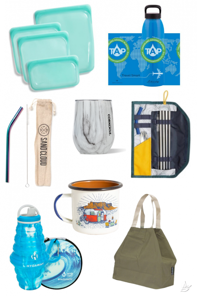 Reusable Goods That Give Back