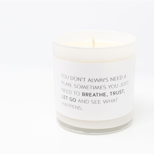 Jar of Faith Candle from Link of Hearts