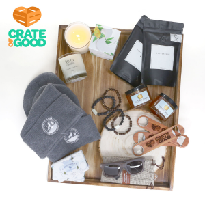 Quarterly Crate from Crate of Good