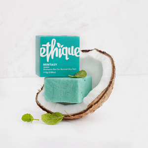 Mintasy Shampoo Bar from Ethique