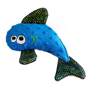 Fish Dog Toy from WO