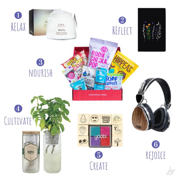 SELFCARE Essentials Blog on Generous Goods