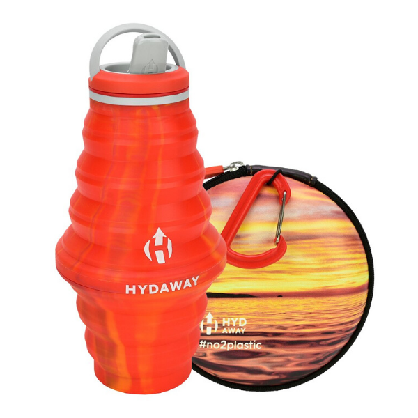 Sunset 25 oz Travel pack no2plastic