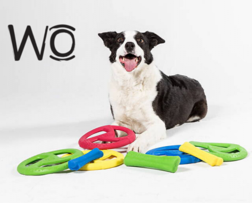 WO Dog Toys that give back on Generous Goods