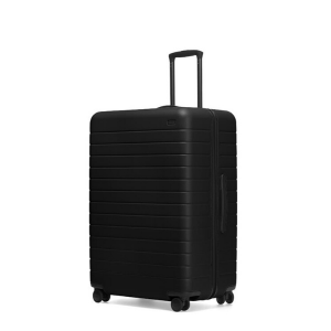 The Large Suitcase in Black from Away Travel