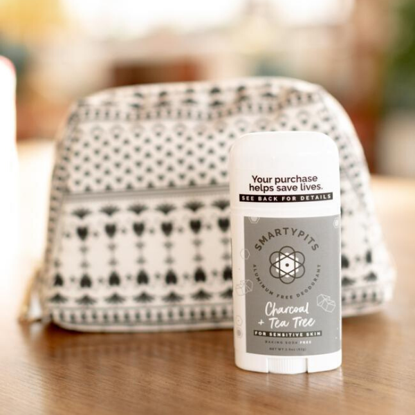 Aluminum-Free Deodorant Subscription from Smarty Pits