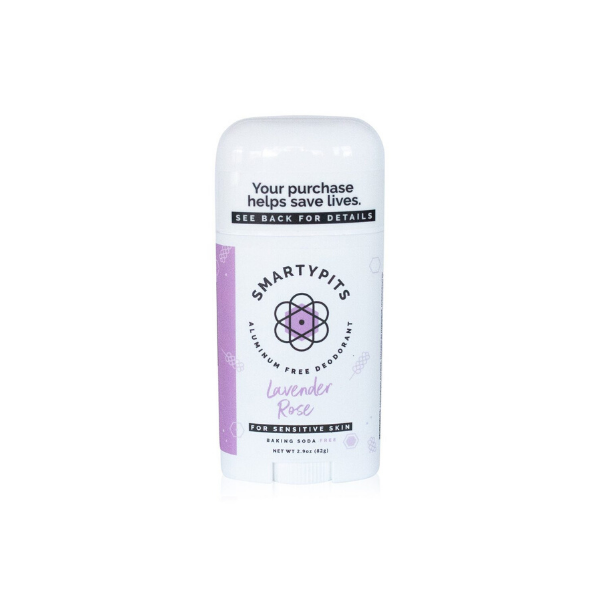 Sensitive Skin Deodorant from Smarty Pits