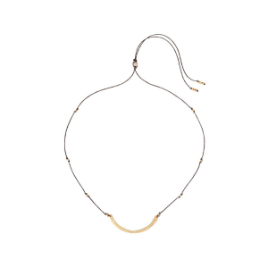 Delicate Arch Necklace from Bronwen Jewelry
