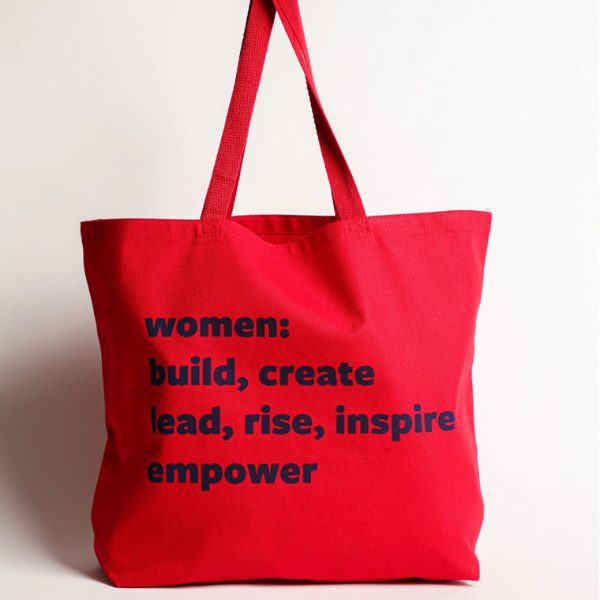 Empower Women Tote from Goods That Matter