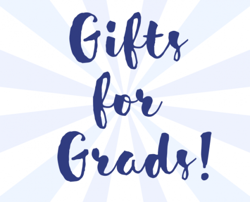 Gifts For Grads on Generous Goods