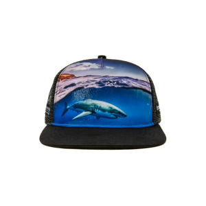 Great White Shark Hat from Cannon Photography