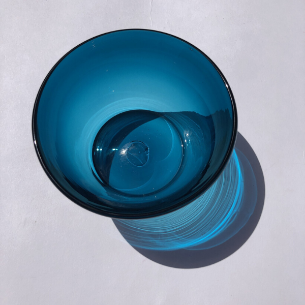 Transparent Glass Bowl from Serve Kindness